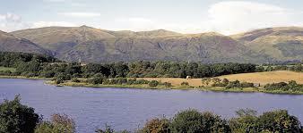 View of Gartmorn Dam